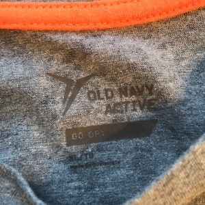 Old Navy Shirts - Men's Old Navy Active Long Sleeve T-Shirt